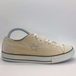 Women's Converse Canvas One Star low tops
